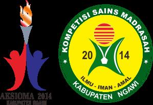 Logo aksioma - ksm 14